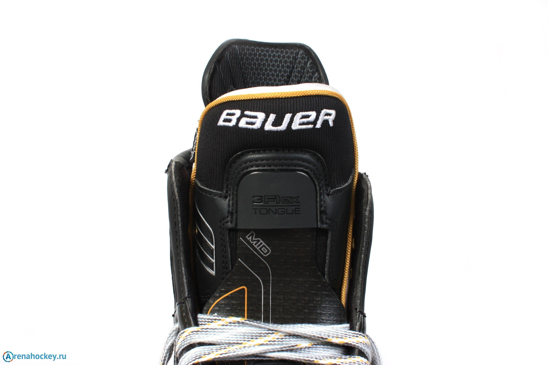 профессиональные хоккейные коньки Bauer Supreme Totalone Nxg Sr взрослые