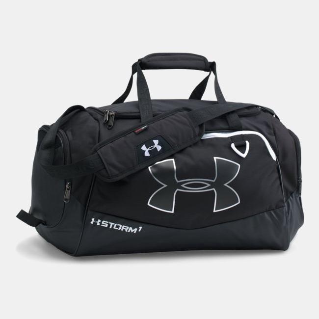 b0095871 Спортивная сумка Under Armour Storm Undeniable II S черная