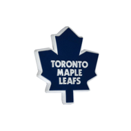 Магнит Atributika NHL Toronto Maple Leafs пластиковый 56003