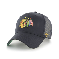 Бейсболка '47 Brand Branson Chicago Blackhawks