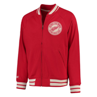 Олимпийка мужская CCM Full-Zip Jacket Detroit Red Wings