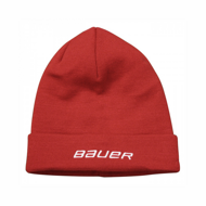 Шапка Bauer Team Red
