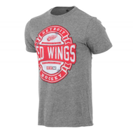 Футболка мужская CCM Game Tested Tee Detroit Red Wings