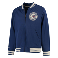 Олимпийка мужская CCM Full-Zip Jacket New York Rangers
