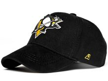 Бейсболка Atributika NHL Pittsburgh Penguins 28120 подростковая
