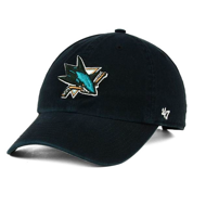 Бейсболка '47 Brand Clean Up San Jose Sharks