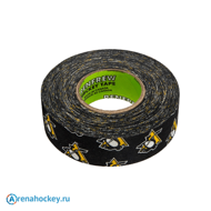 Лента для клюшек Renfrew 24мм х 18м Pittsburgh Penguins