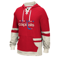 Толстовка мужская CCM Pullover Hood Washington Capitals