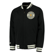 Олимпийка мужская CCM Full-Zip Jacket Boston Bruins