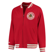 Олимпийка мужская CCM Full-Zip Jacket Chicago Blackhawks