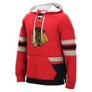 Толстовка мужская CCM Pullover Hood Chicago Blackhawks