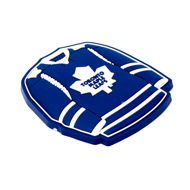 Магнит Atributika NHL Toronto Maple Leafs пластиковый 56010