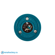 Шайба Green Biscuit NHL San Jose Sharks
