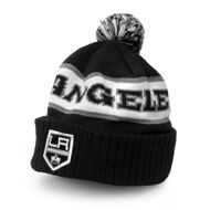 Шапка Reebok NHL Colour Knit Hat Pom Los Angeles Kings