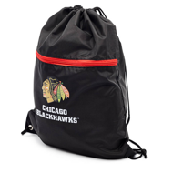 Мешок Atributika NHL Chicago Blackhawks черный 58028
