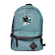 Рюкзак Atributika NHL San Jose Sharks меланж 58061