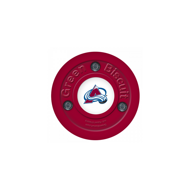 Шайба Green Biscuit NHL Colorado Avalanche