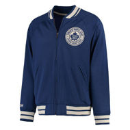 Олимпийка мужская CCM Full-Zip Jacket Toronto Maple Leafs