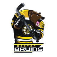 Наклейка Boston Bruins Mascot