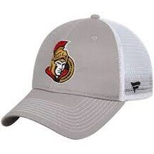 Бейсболка Fanatics Branded Core Trucker Ottawa Senators