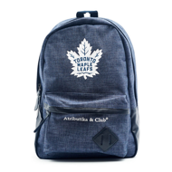 Рюкзак Atributika NHL Toronto Maple Leafs синий 58052