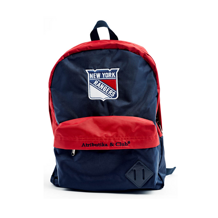 Рюкзак Atributika NHL New York Rangers красно-синий 58051