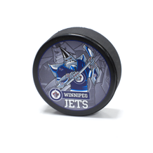 Шайба Gufex NHL Winnipeg Jets
