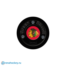 Шайба Green Biscuit NHL Chicago Blackhawks