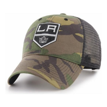 Бейсболка '47 Brand Camo Branson MVP Los Angeles Kings