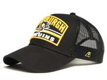 Бейсболка Atributika NHL Pittsburgh Penguins 28161