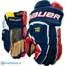 Перчатки Bauer Supreme TotalOne Jr