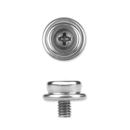 Винт A&R Hardware Dome Screws