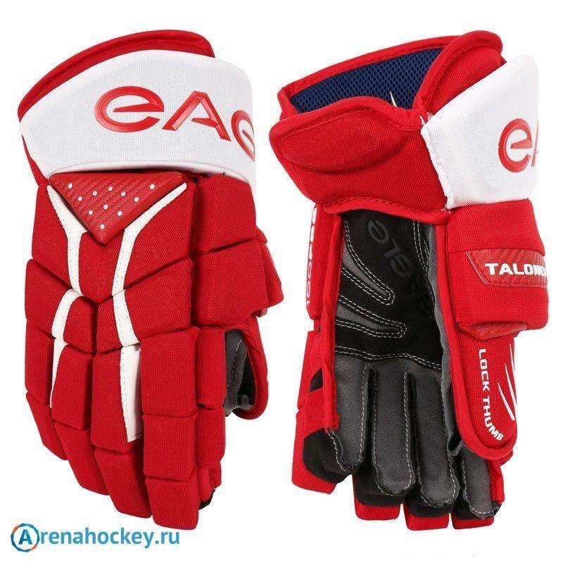 Хоккейные перчатки Eagle Talon 100 Pro Sr взрослые