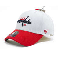 Бейсболка '47 Brand Munson Washington Capitals