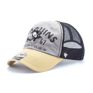 Бейсболка '47 Brand Flathead Pittsburgh Penguins