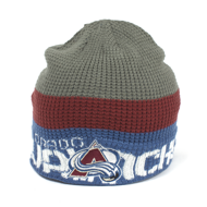 Шапка мужская Reebok KV09Z Colorado Avalanche