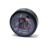 Шайба Gufex NHL Columbus Blue Jackets
