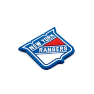 Магнит Atributika NHL New York Rangers пластиковый 56012