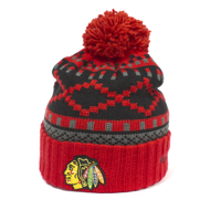Шапка мужская Reebok KV81Z Chicago Blackhawks