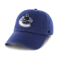 Бейсболка '47 Brand Clean Up Vancouver Canucks