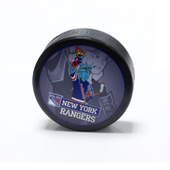 Шайба Gufex NHL New York Rangers
