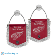 Вымпел Atributika NHL Detroit Red Wings на присоске