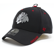 Бейсболка '47 Brand Condenser MVP Chicago Blackhawks